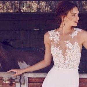Pronovias - Vicenta Wedding Dress, Size 4 (US)